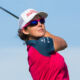 25/09/2019. Ladies European Tour 2019. Estrella Damm Mediterranean Ladies Open, Golf Club de Terramar, Sitges, Spain. 26-29 September 2019. Christine Wolf of Austria during a practice round. Credit: Tristan Jones