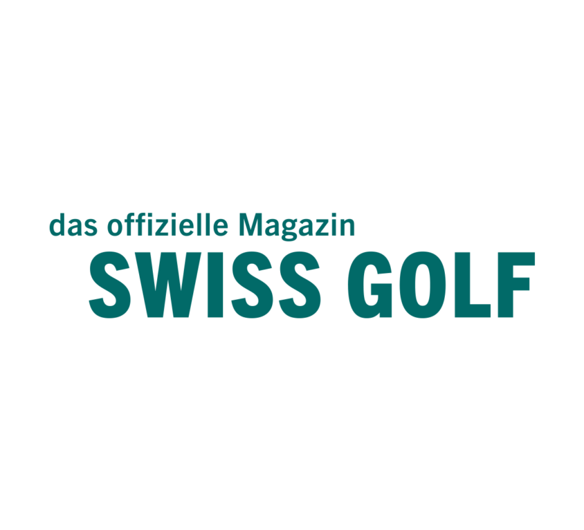 Media Partner: Swiss Golf Magazin